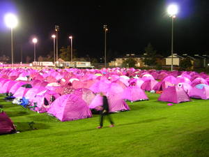 Field_of_pink_tents_for_the_3day_wa